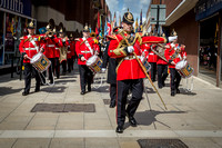 Peterborough Armed Forces Day 27.06.15
