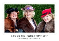Life on the Holme Front 2017