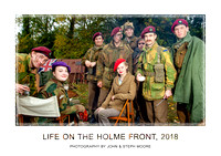 Life on the Holme Front 2018