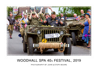 Woodhall Spa 40s Festival 2019
