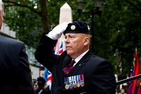 Royal War Memorial Unveiling and Dedication