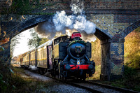Nene Valley Railway, Peterborough, Cambs