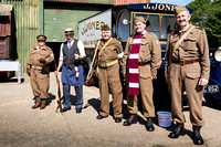 Ramsey 1940's weekend 2015