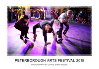 Peterborough Arts Festival 2015