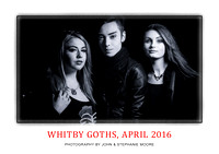 Whitby Goths, Spring 2016
