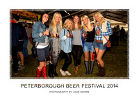Peterborough Beer Festival 2014