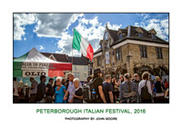 Peterborough Italian Festival 2016