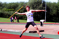 Cambs Schools T&F Champs, Cambridge, 12.06.10