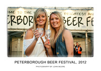Peterborough Beer Festival 2012