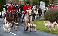 Hunt at Stilton 26.12.11