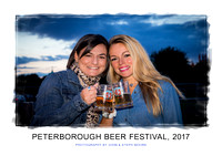 Peterborough Beer Festival 2017