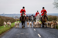 Hunt at Stilton 26.12.14
