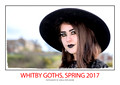 Whitby Goths, Spring 2017