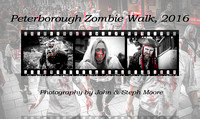 Zombie Walk, Peterborough, 2016